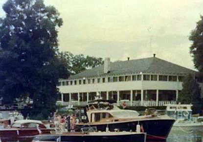 Rideau Ferry Inn Sept 2020