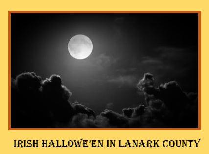 Irish Hallowe'en in Lanark County