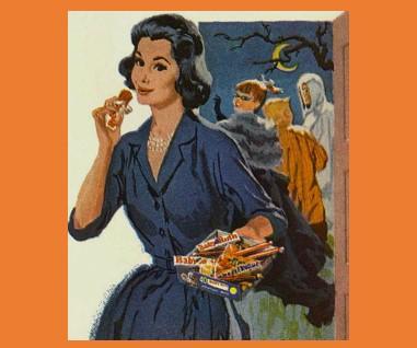 old fashioned Hallowe'en