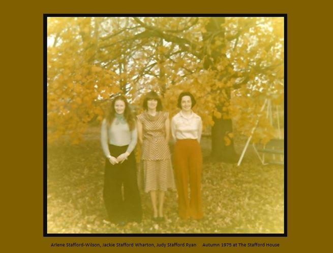 Stafford girls framed